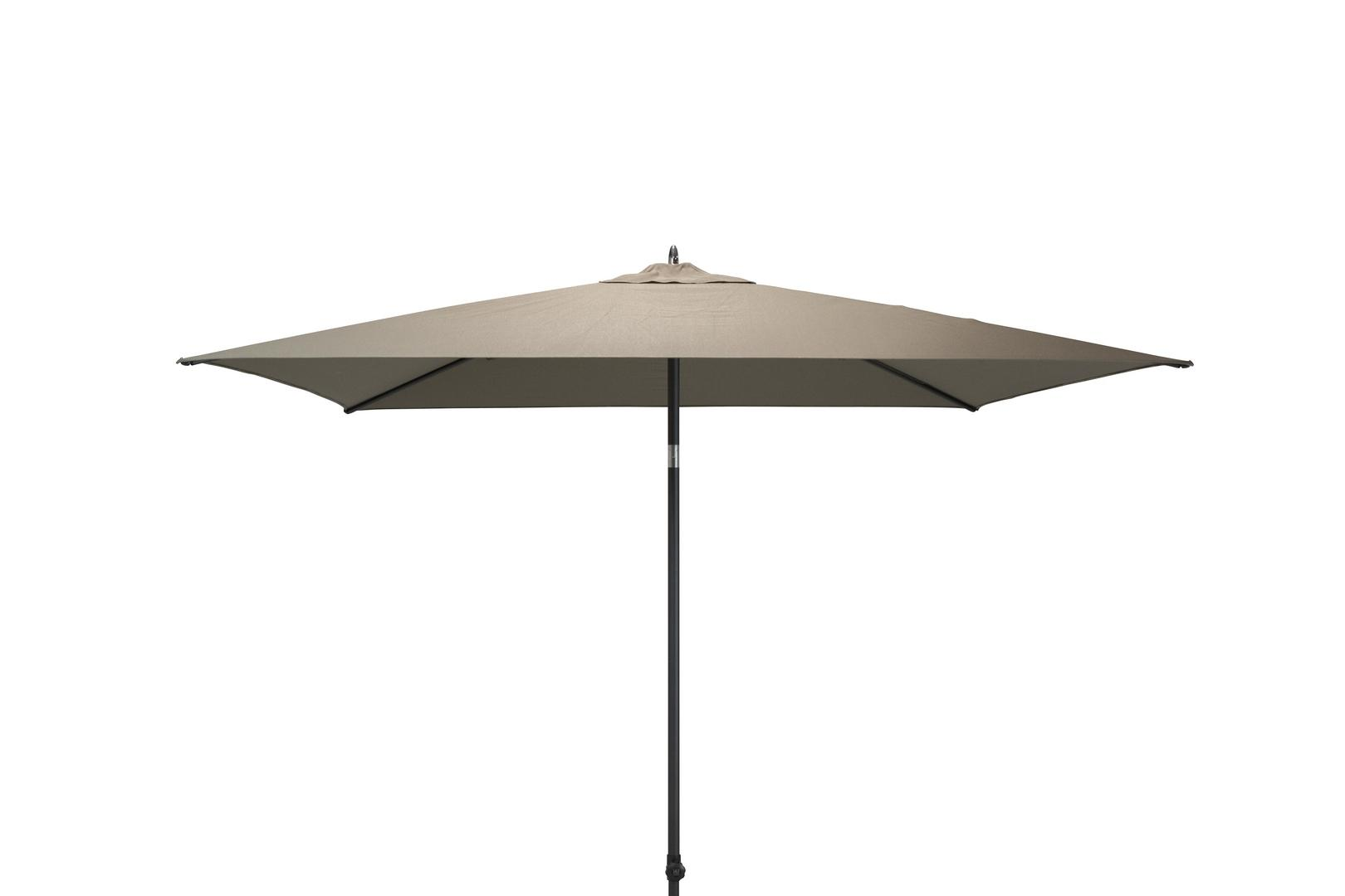 4 Seasons Outdoor Azzurro 2,5 x 2,5m parasol Taupe