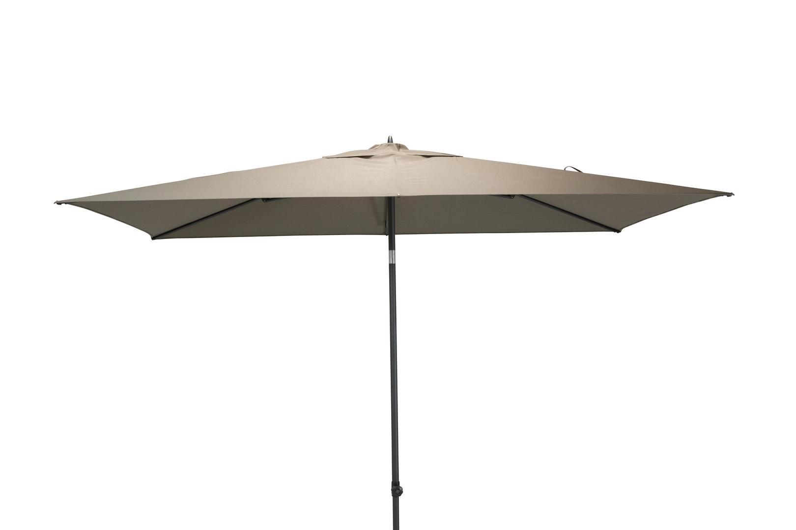 4 Seasons Outdoor Azzurro 2 x 3m parasol Taupe